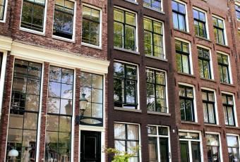 Klassenfahrt nach Amsterdam – Klassenfahrtenfuchs – Amsterdam Fensterbilder