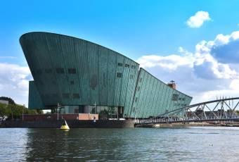 Klassenfahrt nach Amsterdam – Klassenfahrtenfuchs – Amsterdam Science Center Nemo