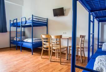Klassenfahrt nach Salzburg – Klassenfahrtenfuchs – A+O Salzburg Zimmerbeispiel