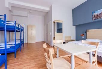 Klassenfahrt nach Salzburg – Klassenfahrtenfuchs – A+O Salzburg Zimmerbeispiel 2