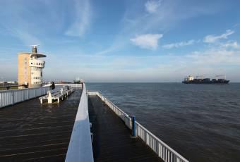 Klassenfahrtenfuchs - Klassenfahrt Cuxhaven - Anleger Alte Liebe