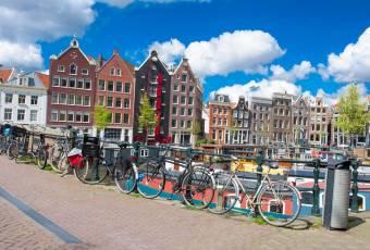 Klassenfahrt nach Amsterdam – Klassenfahrtenfuchs – Amsterdam Wohnhäuser