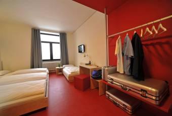 Klassenfahrtenfuchs - Klassenfahrt Bremerhaven - havenhostel Zimmer