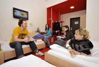 Klassenfahrtenfuchs - Klassenfahrt Bremerhaven - havenhostel Zimmerbeispiel