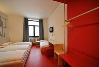 Klassenfahrtenfuchs - Klassenfahrt Bremerhaven - havenhostel Vierbettzimmer