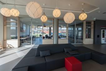 Klassenfahrtenfuchs - Klassenfahrt Cuxhaven - havenhostel Lounge