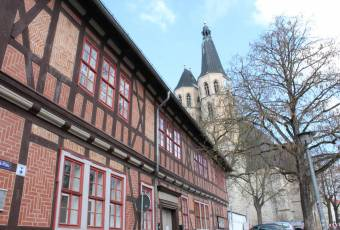 Klassenfahrtenfuchs - Klassenfahrt Nordhausen - Altstadt