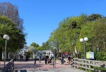 Klassenfahrtenfuchs - Klassenfahrt Boltenhagen - Kurpark