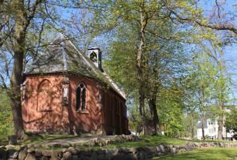 Klassenfahrtenfuchs - Klassenfahrt Boltenhagen - Kirche