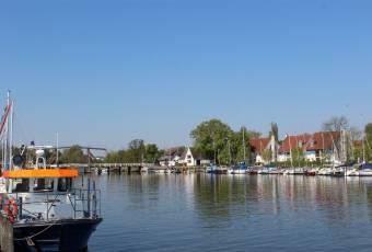 rtenfuchs - Klassenfahrt Greifswald - Hafen