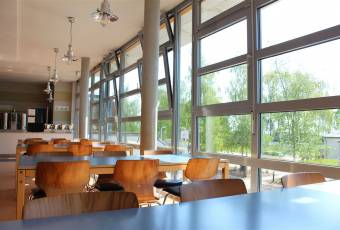 Klassenfahrtenfuchs - Klassenfahrt Greifswald - MaJuWi Speisesaal