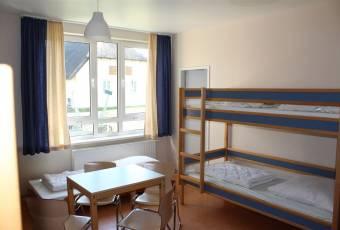 Klassenfahrtenfuchs - Klassenfahrt Greifswald - MaJuWi Zimmerbeispiel