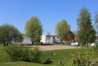 Klassenfahrtenfuchs - Klassenfahrt Greifswald - MaJuWi Außengelände