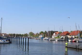 Klassenfahrtenfuchs - Klassenfahrt Greifswald - Hafen Wieck
