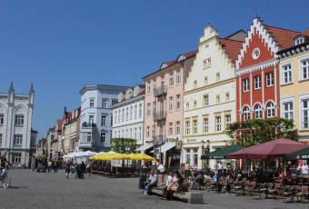 rtenfuchs - Klassenfahrt Greifswald - Marktplatz II
