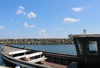 Klassenfahrtenfuchs - Klassenfahrt Boltenhagen - Fischereihafen