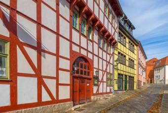 Klassenfahrtenfuchs - Klassenfahrt Nordhausen - Fachwerkhaus