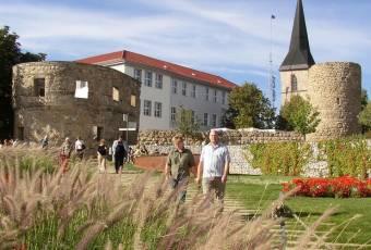 Klassenfahrtenfuchs - Klassenfahrt Nordhausen - Ehem. Landesgartenschaugelände Petersberg