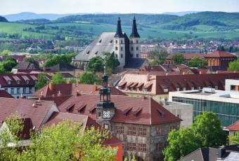 Klassenfahrtenfuchs - Klassenfahrt Nordhausen - Blick vom Petriturm