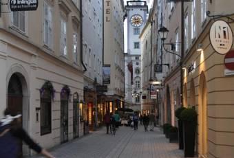 Klassenfahrt nach Salzburg – Klassenfahrtenfuchs - Sigmund Hafner Gasse