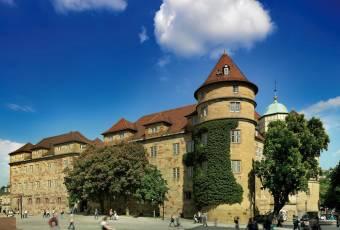Klassenfahrtenfuchs - Klassenfahrt Stuttgart - Altes Schloss