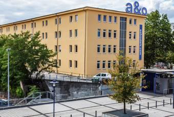 Klassenfahrtenfuchs-Klassenfahrt Stuttgart-a&o Hostel