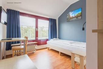 Klassenfahrt nach Bremen - A&O Hostel