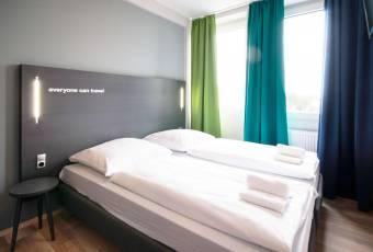 Klassenfahrtenfuchs - Klassenfahrt Bremen - A&O Hostel Hauptbahnhof - Zweibettzimmer