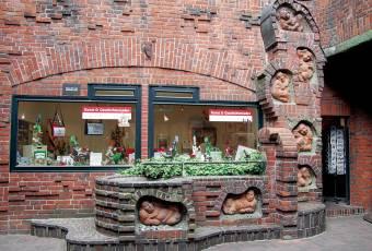 Klassenfahrt nach Bremen – Klassenfahrtenfuchs - Sieben Faulen Brunnen