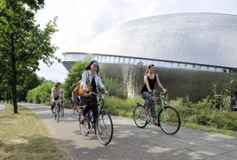 KlasseKlassenfahrt nach Bremen – Klassenfahrtenfuchs - Universum Bremennfahrt nach Bremen - BTZ_5036_Bike-it - Rad fahren Universum