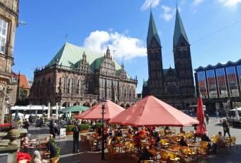 Klassenfahrt nach Bremen – Klassenfahrtenfuchs - Bremer Marktplatz