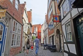 Klassenfahrt nach Bremen – Klassenfahrtenfuchs - Schnoor