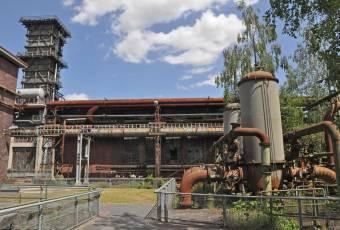 Klassenfahrtenfuchs - Klassenfahrt Ruhrgebiet - Dortmund - Kokerei Hansa
