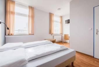 Klassenfahrt Ruhrgebiet - A&O Hostel Dortmund - Zweibettzimmer