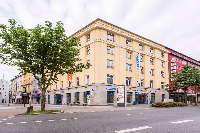 Klassenfahrt ruhrgebiet klassenfahrtenfuchs for Dortmund bahnhof hotel