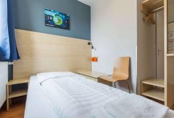 Klassenfahrt Ruhrgebiet - A&O Hostel Dortmund - Einzelzimmer