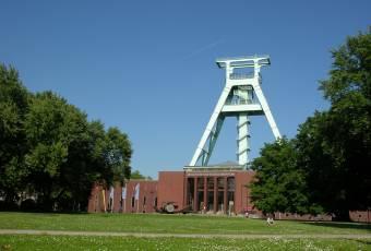 Klassenfahrtenfuchs - Klassenfahrt Ruhrgebiet - Bochum - Deutsches Bergbau-Museum