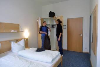 Klassenfahrtenfuchs - Klassenfahrt Duisburg - JH Landschaftspark - Mehrbettzimmer 2