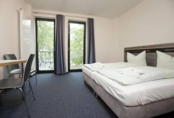 Klassenfahrtenfuchs - Klassenfahrt Duisburg - City Hostel Sportpark - Zweibettzimmer