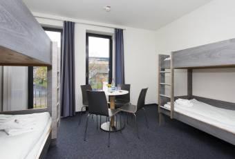 Klassenfahrtenfuchs - Klassenfahrt Duisburg - City Hostel Sportpark - Mehrbettzimmer 2