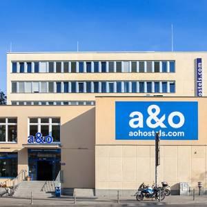 a&o Hostel Aachen
