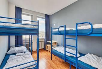 Klassenfahrtenfuchs-Klassenfahrt Aachen-a&o Hostel