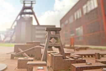 Klassenfahrtenfuchs - Klassenfahrt Ruhrgebiet - Dortmund - Zeche Zollverein