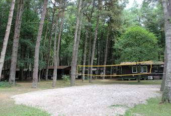 Klassenfahrtenfuchs - Klassenfahrt Dranske (Rügen) - Volleyballfeld