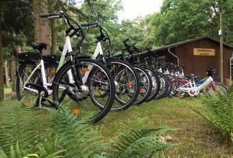 Klassenfahrtenfuchs - Klassenfahrt Dranske (Rügen) - Leihfahrräder