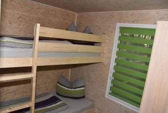 Klassenfahrtenfuchs - Klassenfahrt Dranske (Rügen) - Etagenbett