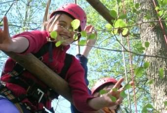 Klassenfahrtenfuchs - Klassenfahrt Burgensteig-Waldhessen - Teamtraining