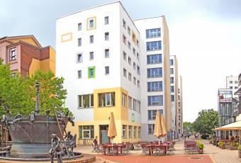 Klassenfahrtenfuchs-Klassenfahrt Magdeburg-JH Magdeburg