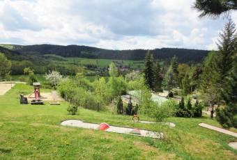 Klassenfahrtenfuchs - Klassenfahrt nach Plaue (Thüringen) - Minigolf